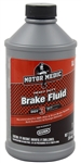 GUNK Heavy Duty Brake Fluid 1 gal, Case/4, # M4434