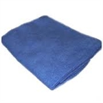 Microfiber Terry Cleaning Cloths 12x12 Blue (5 dozen)