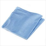 Microfiber Glass Cleaning Cloths 16x16- Pack of 48