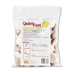 Master Caster Quiet Feet Self-Adhesive Noise Reducers,