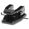 Master 40-Sheet Heavy-Duty Two-Hole Punch, 9/32 Holes,