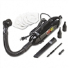 DataVac Steel Vacuum/Blower w/Accessories, 3 lbs, Black