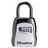Master Lock Locking Combination 5-Key Steel Box, 3-1/2w
