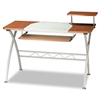 Mayline Eastwinds Vision Computer Desk, 47-1/4w x 26d x