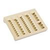 MMF Industries One-Piece Plastic Countex II Coin Tray w
