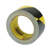 3M Caution Stripe Tape, 2w x108 ft. Roll # MMM57022