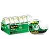 Scotch Magic Office Tape & Refillable Dispenser, 3/4 x