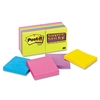 Post-it Super Sticky Super Sticky Notes, 3 x 3, Five Ul