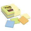 Post-it Super Sticky 3 x 3, Four Colors, 24 90-Sheet Pa