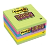 Post-it Super Sticky Super Sticky Ultra Notes, 4 x 4, F