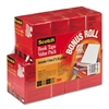 Scotch Book Repair Tape 8-Roll Multi-Pack, 15-yard Roll