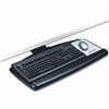3M Easy Adjust Keyboard Tray, 28 x 12-3/4, Black # MMMA