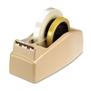 Scotch Two-Roll Desktop Tape Dispenser, 3 core, High-I