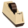 Scotch Heavy Duty Weighted Desktop Tape Dispenser, 3 c