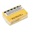 3M Commercial Cellulose Sponge, Yellow, 4-1/4 x 6 # MMM