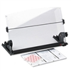 3M In-Line Adjustable Desktop Copyholder, Plastic, 150-