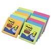 Post-it Super Sticky Pop-Up Dispenser Value Pack, 3 x 3