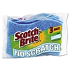Scotch-Brite Multi-Purpose Non-Scratch Scrub Sponge, Wa