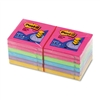 Post-it Pop-Up Note Refills, 3 x 3, Five Ultra Colors,