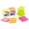 Post-it Pop-Up Note Pad Refills, 3 x 3, 7 Canary Yellow