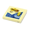 Post-it Pop-Up Note Refills, 3 x 3, Canary Yellow, 100
