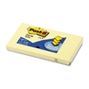 Post-it Pop-Up Note Refill, 3 x 5, Canary Yellow, 100 S
