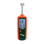 Extech Pinless Moisture Meter, Non-Invasive Moisture Content Measurements In Wood/Building Materials, MO257