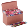 Moon Products Award Woodcase Pencil, Treasure Assortmen