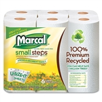 Marcal Small Steps 100% Recycled Perforated Maxi Roll O