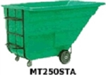 Maxi-Movers 2 1/2 yd Tilt Trucks - Standard Duty - 1875lbs Capacity, MT250STA