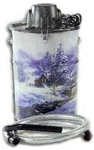 LoveLess Ash Vacuum Cougar With Winter Scene MU-405-W
