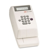 Max Electronic Checkwriter, 10-Digit, 4-3/8w x 9-1/8d x