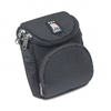 Ape Case AC220 Camera Bag, Nylon, 4-1/8 x 3-5/8 x 6-3/4