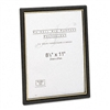 Nu-Dell EZ Mount Document Frames, Plastic, 8-1/2 x 11,