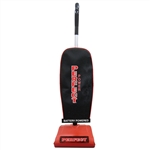 "Perfect Products P109 12"" Battery Powered Commercial Upright Vacuum (Hepa)"