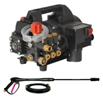 BE Pressure 1500 PSI Hand Carry (Electric - Cold Water) Pressure Washer, P1515EPN