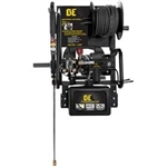 BE 1500 PSI (Electric - Cold Water) Wall Mount Pressure Washer, P1515EPNW