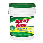 Spray Nine Heavy Duty Cleaner & Degreaser, 5 Gallon Pail, PA26805