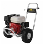 BE Pressure PE-2565HWAARSP Pressure Washer 2500 PSI Gas-Cold Water, PE-2565HWAARSP
