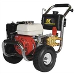 BE Pressure PE-2565HWSCOMSP Pressure Washer 2500 PSI Gas Cold Water, PE-2565HWSCOMSP