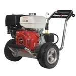 BE Pressure 4000 PSI 4 GPM Cold Water Stainless Steel Comet Pump Pressure Washer PE-4013HWPSCOMZ