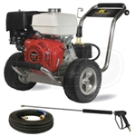 BE Pressure PE-4013HWPSGEN Pressure Washer 4000 PSI 4.0 GPM Gas Cold Water, PE-4013HWPSGEN