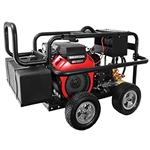 BE Pressure 5000 PSI Pressure Washer - 24HP, Honda GX Engine, General Pump, PE-5024HWEBGEN