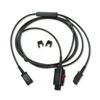 Plantronics Adapter, Y Splitter for Training Purposes (