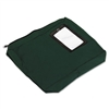 PM Company Expandable Dark Green Transit Sack, 14w x11h