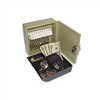 Securit Personal 2-in-1 Key Cabinet/Drawer Safe, Steel,