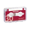 Philips Audio & Dictation Mini Cassette, 30 Minutes (15