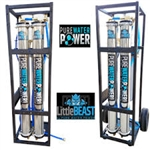 Pure Water Power Little Beast Tap Pressure Dual RO Water Purification System, PWP-LB-DRO-T
