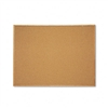 Quartet Cork Bulletin Board, Cork Over Fiberboard, 48 x