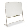 Quartet Reversible Mobile Presentation Easel, Dry-Erase
